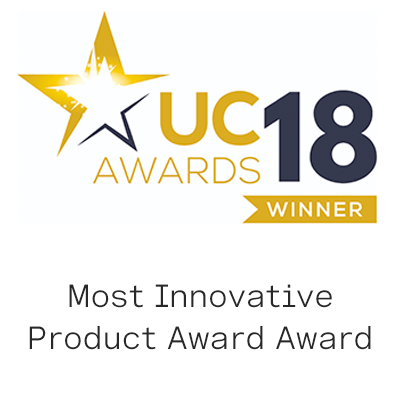 Most Innovative Product Award logo