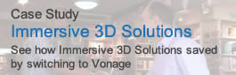 Immersive 3D Solutions