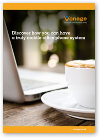 Discover how you can have a truly mobile office phone system
