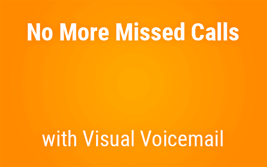 Vonage Visual Voicemail